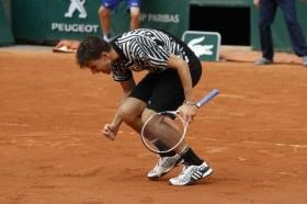 Risultati dal Roland Garros