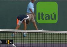 Video del Giorno: Dominic Thiem con tranquillità distrugge la racchetta