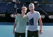 """Dominic Thiem elogia suo fratello Moritz: """"In molte cose, mio fratello è davanti a me ed è meglio di me"""""""