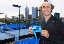 Australian Open – Play-Off: Il 19 enne Jordan Thompson si aggiudica la wild card per il tabellone principale