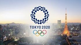 Il logo delle Olimpiadi di Tokyo 2020