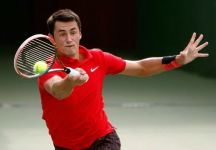 Bernard Tomic replica a Roger Rasheed