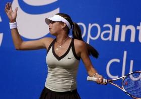 Ajla Tomljanovic nella foto