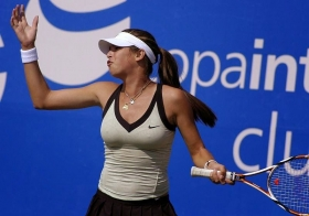 Ajla Tomljanovic classe 1993, n.100 WTA