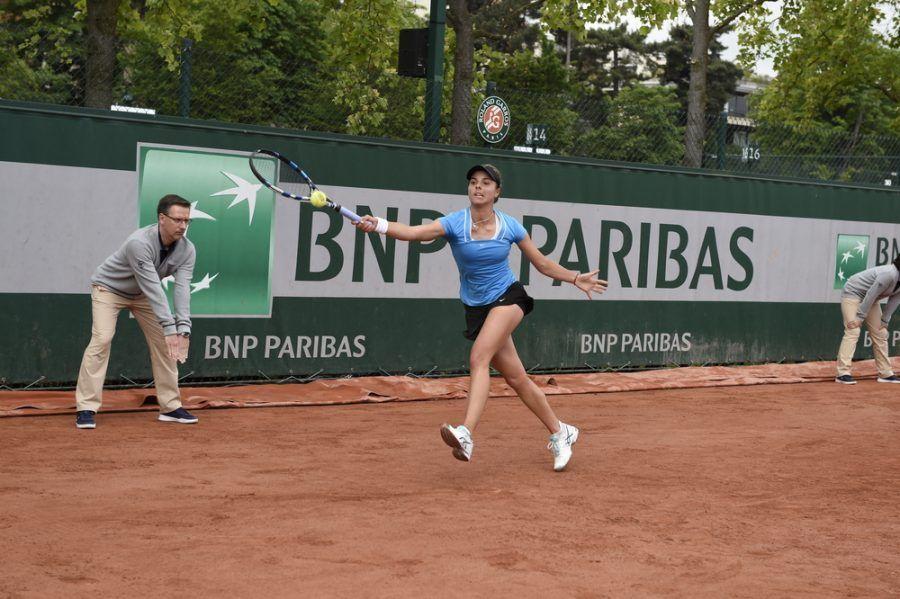 Viktoriya Tomova nella foto