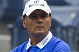 Toni Nadal è il coach di Rafael Nadal
