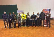 Torneo Open di Natale: Nicola Ghedin vince nel maschile, doppietta di Angelica Moratelli