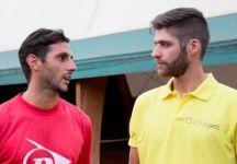 Federico Torresi: 'Incredibile lavorare con Bolelli, Quinzi ha grandissime qualità, si riprenderà'