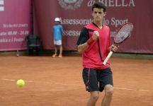 Wimbledon Junior: Davide Tortora fermato al primo turno delle qualificazioni