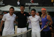 "Dal Foro Italico: ""Tennis with Stars"""
