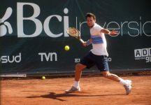 Challenger Salinas: Stefano Travaglia c'è. Battuto Hans Podlipnik-Castillo al tiebreak del terzo set ed è in semifinale
