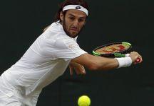 Stefano Travaglia viene eliminato dal primo turno di Wimbledon. Passa il russo Rublev 7-5 al quinto set