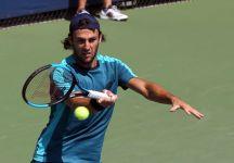 """Us Open: Stefano Travaglia """"La vittoria di ieri contro Fognini mi ha portato via tante energie, anche mentali"""""""