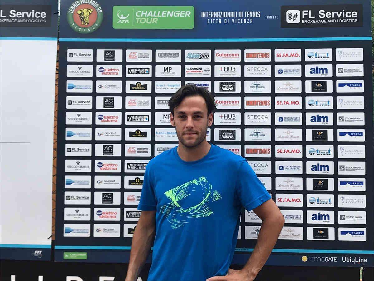 Stefano Travaglia nella foto