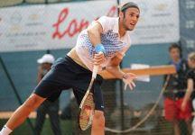 Challenger San Juan: Stefano Travaglia si arrende a Martin Alund