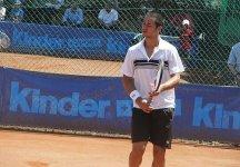 Challenger Quimper: Sesta sconfitta consecutiva al primo turno per Matteo Trevisan
