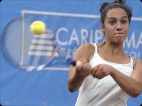 Martina Trevisan, fiorentina classe 1993, n.543 WTA