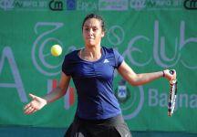 ITF Bagnatica: Martina Trevisan conquista la finale dopo un match maratona con Claudia Giovine