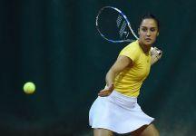 ITF Bagnatica: Deborah Chiesa e Martina Trevisan vincenti al coperto. Domani in programma semifinali e finale