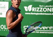 ITF Brescia: Il resoconto di giornata. Tre italiane in semifinale