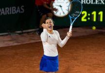 Roland Garros: Nuova impresa di Martina Trevisan! Battuta Maria Sakkari, n.24 del mondo dopo aver annullato due palle match ed è agli ottavi di finale