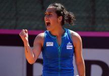 La vittoria di Martina Trevisan (3h 52 minuti) è il settimo match femminile più lungo dell'era Open
