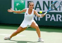 Masters 1000 e WTA 1000 Indian Wells: Martina Trevisan accede al secondo turno dopo una gran battaglia. Avanza anche Salvatore Caruso