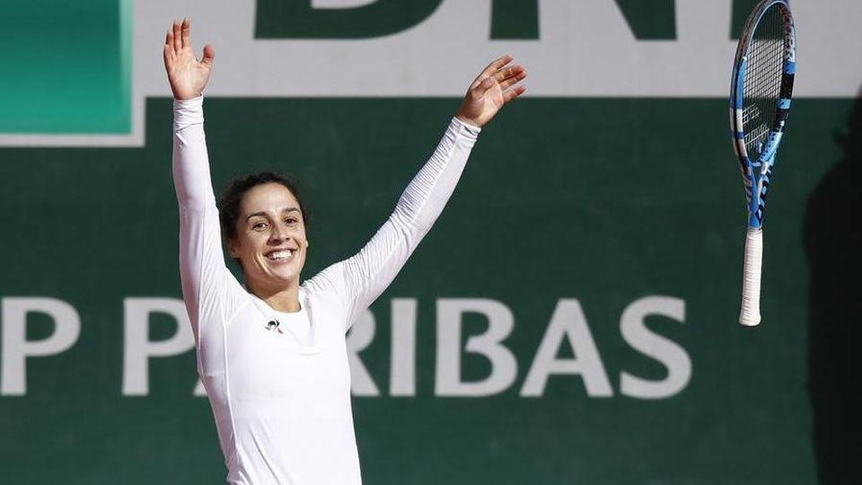 Martina Trevisan, quarti di finale a Roland Garros 2020