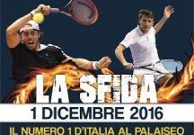 Trofeo Agazzi: Una super giornata con Paolo Lorenzi. Il n.1 d'Italia a Iseo per il lancio del Memorial
