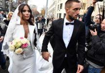 Viktor Troicki si è sposato. Invitati anche Djokovic (che ha optato per un menù vegetariano) e Tipsarevic