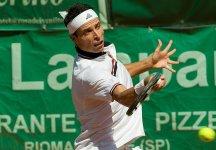 Challenger Pereira: Walter Trusendi sconfitto in tre set da Martin Alund