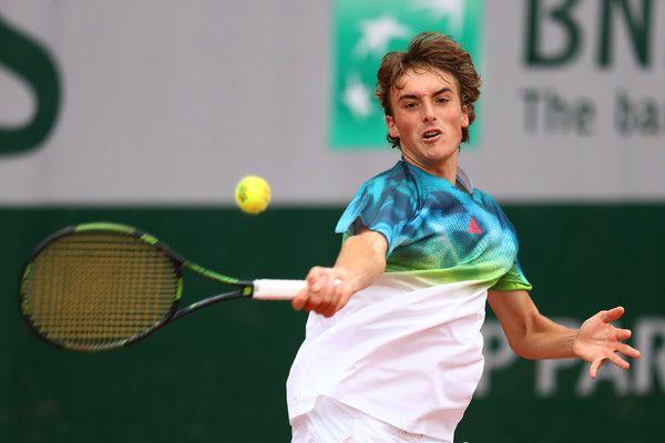 I risultati dal Roland Garros - Stefanos Tsitsipas nella foto