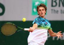 Stefanos Tsitsipas wild card nel torneo challenger di Mouratoglou