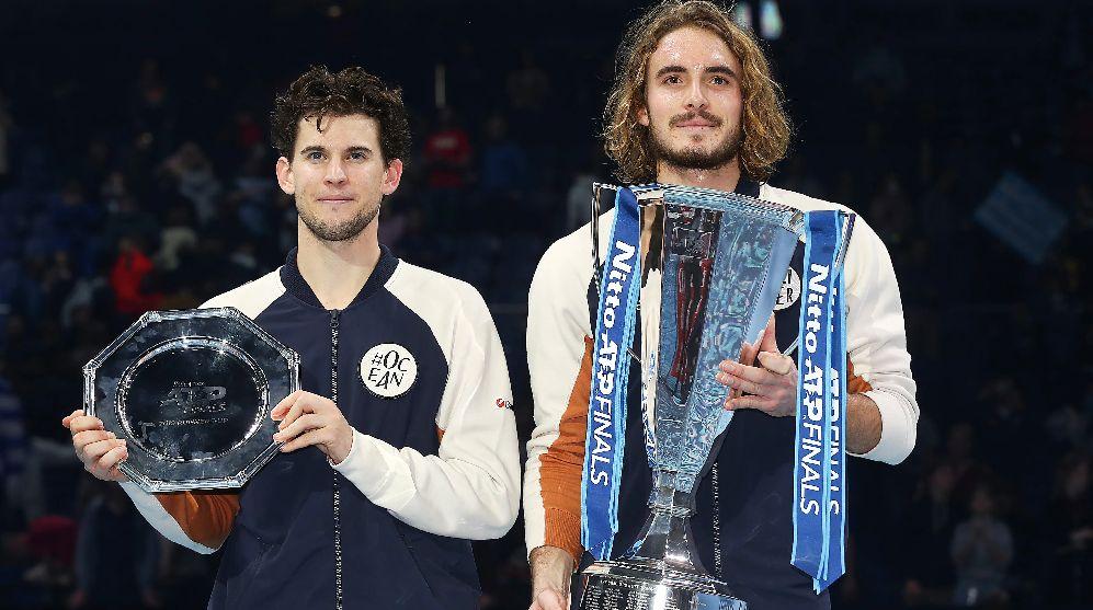 Atp Finals, Djokovic nel girone di ferro. Nadal nel gruppo di Tsitsipas