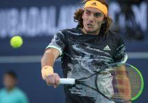 Esibizione Abu Dhabi: Novak Djokovic non rispetta i piani. La finale sarà tra Nadal e Tsitsipas (Video)