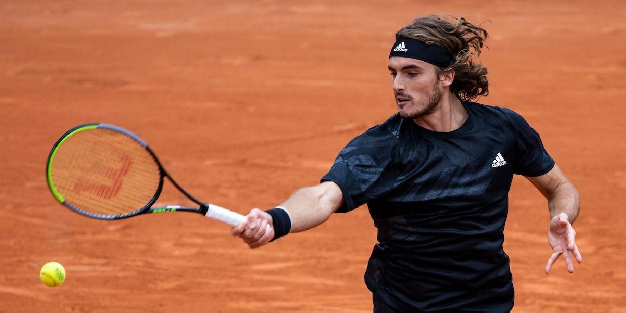 Stefanos Tsitsipas, semifinalista a Roland Garros 2020