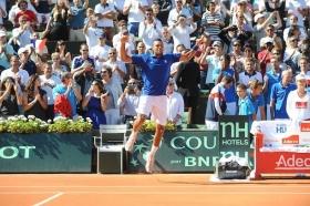 Risultati e News dalle semifinali di Davis Cup