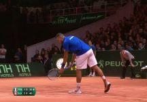 """Jo Wilfried Tsonga attacca Clement: """"Ho il diritto di dire che non posso giocare un match?"""""""