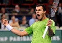 Ranking ATP: Jo Wilfried Tsonga al n.7 del mondo