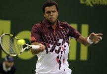 ATP Doha: A Tsonga il derby francese e il primo titolo del 2012. Sconfitto Monfils in due set