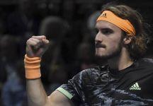 Stefanos Tsitsipas dalla Next Gen al successo nelle ATP Finals di Londra