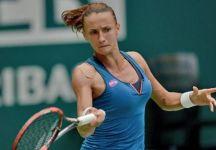 Ranking WTA: +9 per Lesia Tsurenko