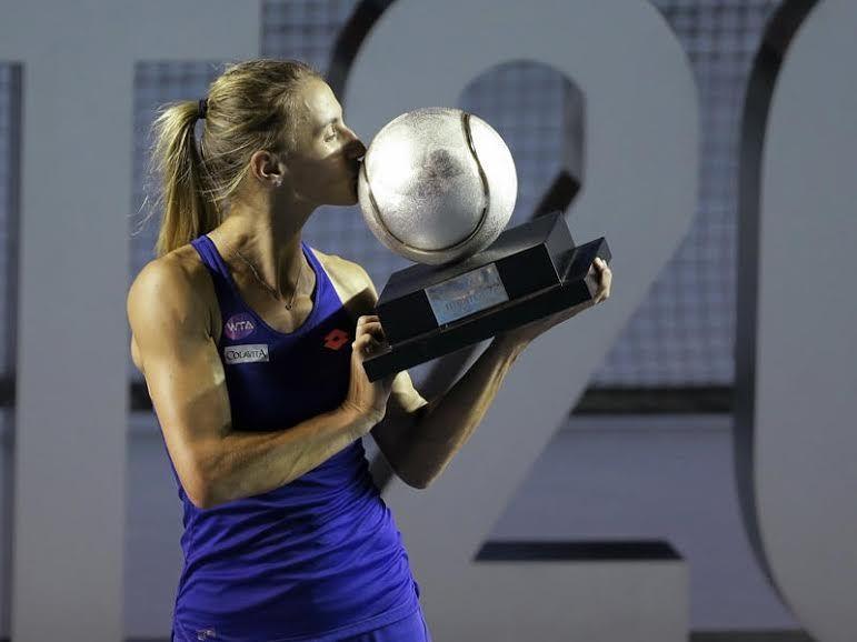 Lesia Tsurenko classe 1989 e n.41 WTA