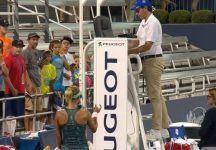 Grave errore commesso dall'arbitro sulla palla match nell'incontro tra Tsurenko e Svitolina