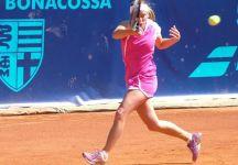 ITF Santa Margherita di Pula: Risultati Prima Giornata. Tre azzurre al secondo turno