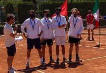 Gli azzurri U14 vincono l'ITF World Junior Tennis, è il terzo successo per l'Italia