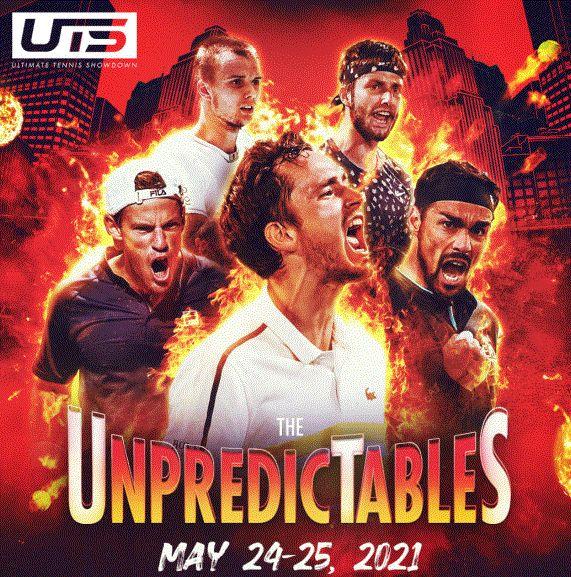 UTS 2021: Si giocherà dal prossimo 24 maggio. Ci sarà anche Fabio Fognini