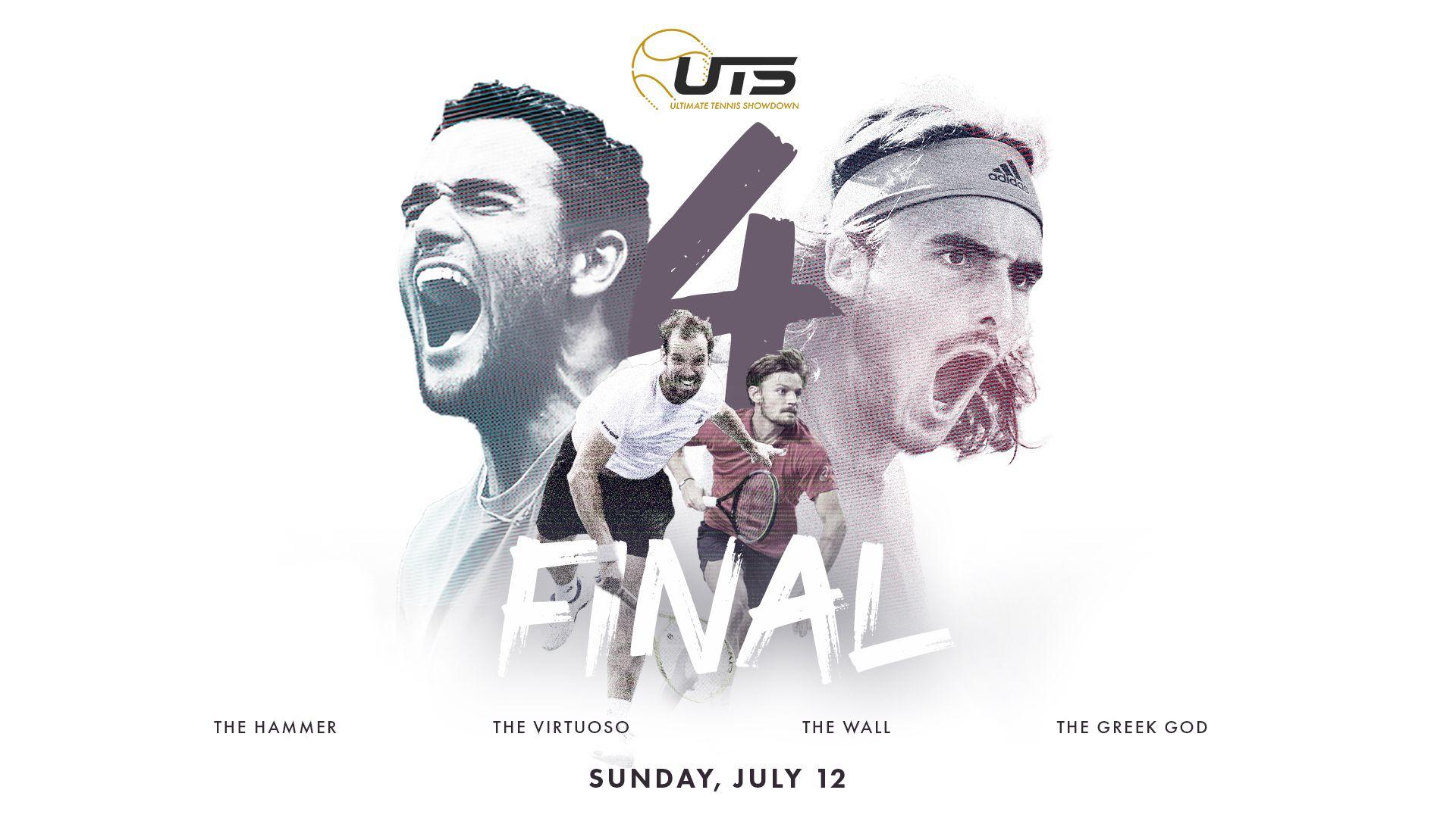 Ecco i quattro semifinalisti