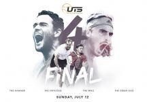 Ultimate Tennis Showdown: La classifica dopo 8° giornate. Definiti già i semifinalisti. Anche Matteo Berrettini già in semifinale