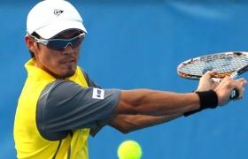 Danai Udomchoke classe 1981, best ranking n.77 ATP